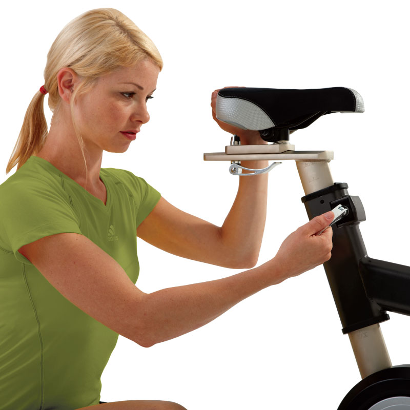 xterra mb880 stationary exercise bike second hand sports and game swap. Black Bedroom Furniture Sets. Home Design Ideas
